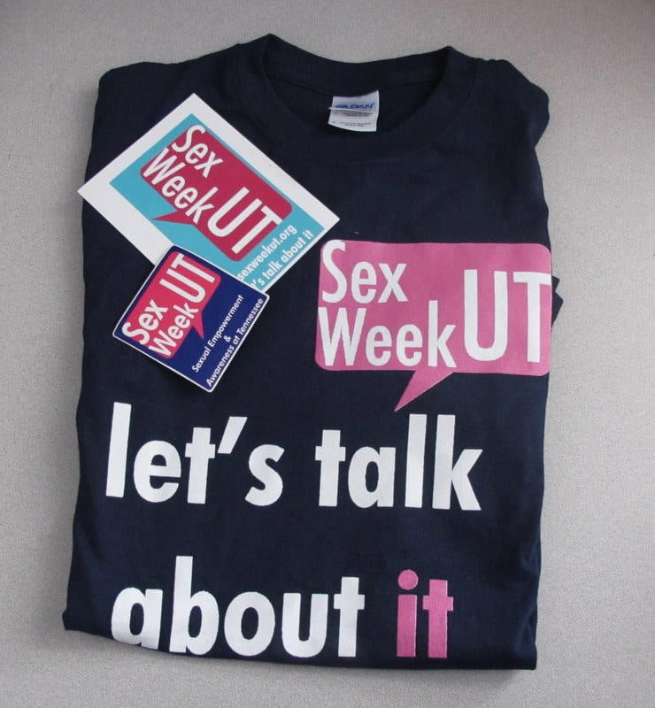 Sex Week came back for it's second year in 2014 and ended in success. Gabrielle O'Neal/TNJN