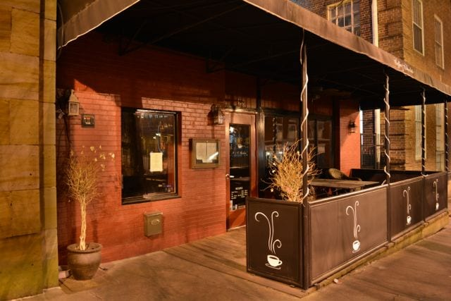C&C Bistro brings authentic and unique French cuisine to  Knoxville/Photo by Ryan McGill