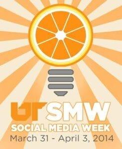Social media experts will invade UT March 31-April 3.