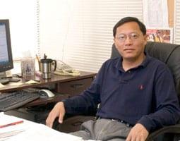 Dr. Peng Xiong (Florida State Dept. of Physics)