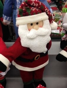 Come out to the Christmas Parade on December 5 to see the real Santa!
