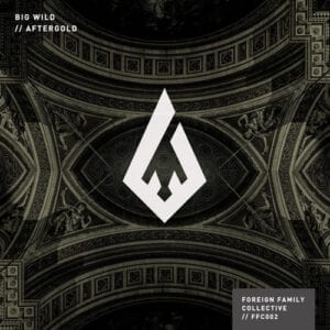 """Cover of Big Wild's single, """"Aftergold."""" // Photo courtesy of Big WIld."""