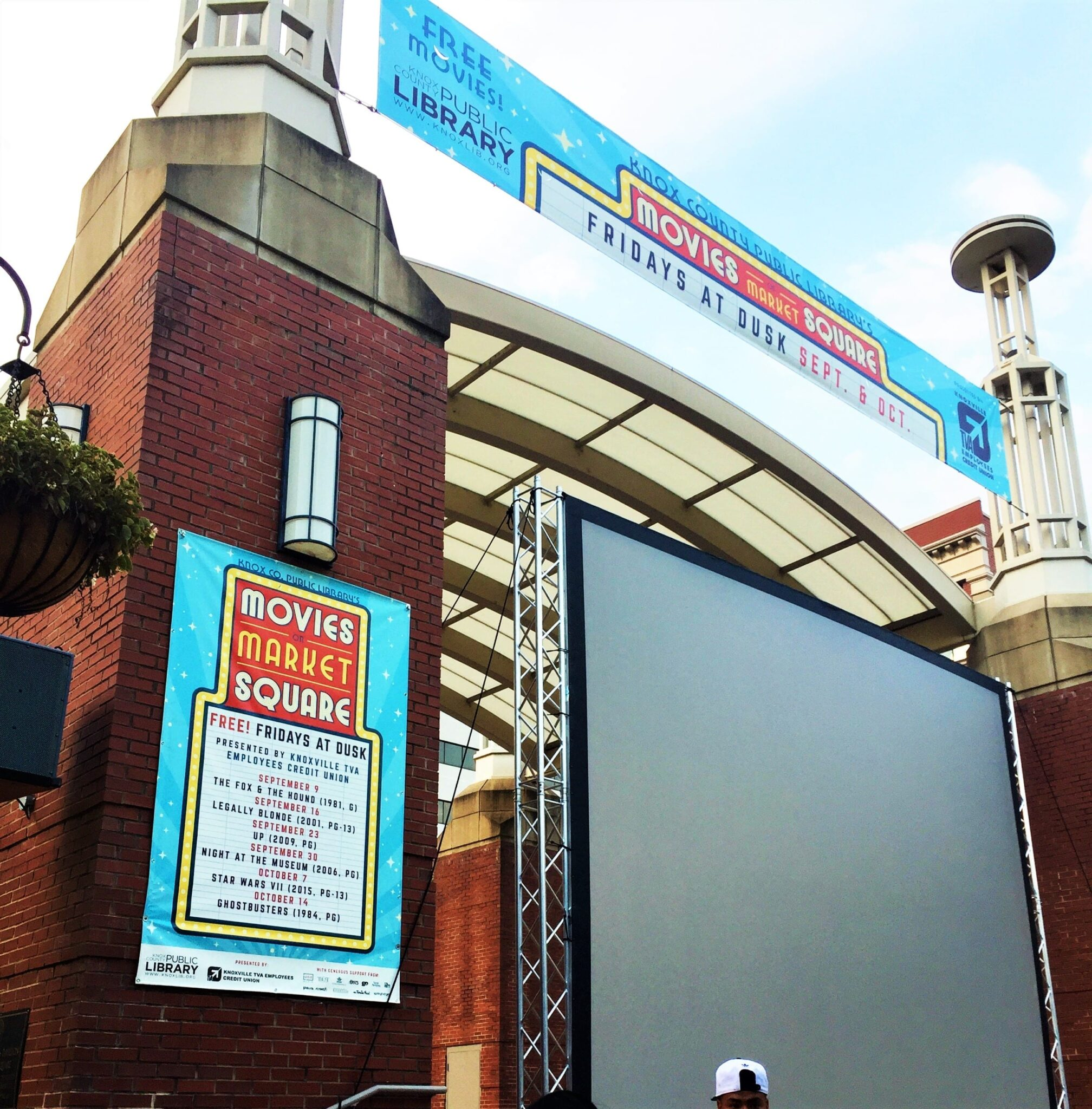 Opinion: Movies on Market Square is a fun, local activity for