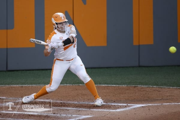 Photo taken by Hayley Pennesi, courtesy of Tennessee Athletics