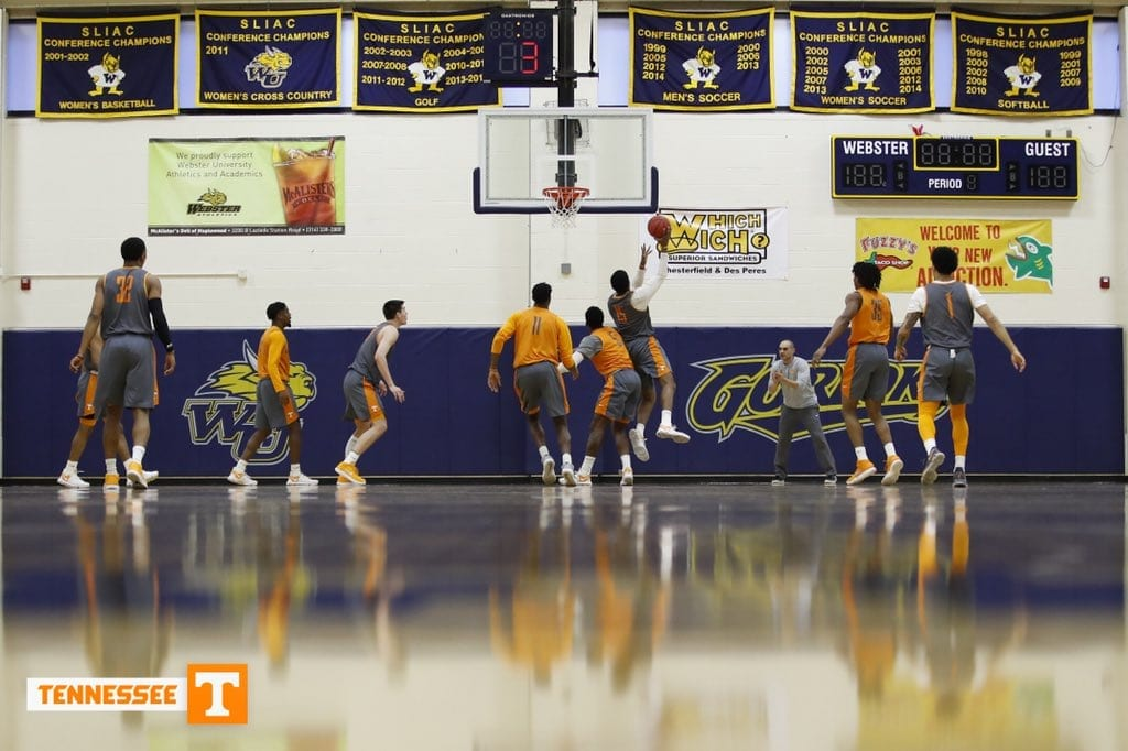 No  13 Tennessee faces Mississippi State in SEC Tournament