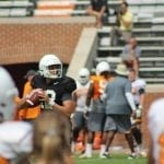 LOOK: Photos from Tennessee's Fan Day on Sunday at Neyland Stadium