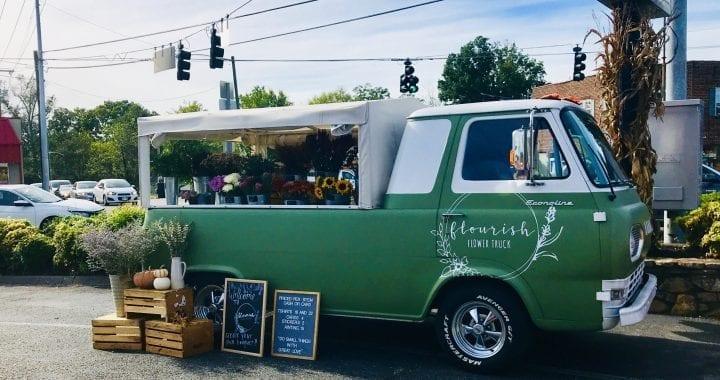 Flourish Flower Truck