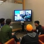 UT Libraries hosts international games week