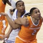 No. 1 Tennessee 'out-toughed' in streak-snapping loss to No. 5 Kentucky
