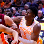 No. 1 Tennessee holds off South Carolina for 85-73 win