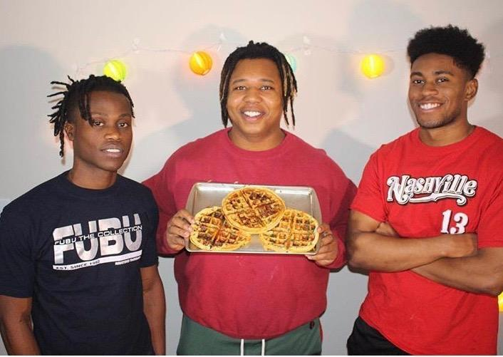 "A ""waffle"" lot of work: UT campus business serving late-night waffles"