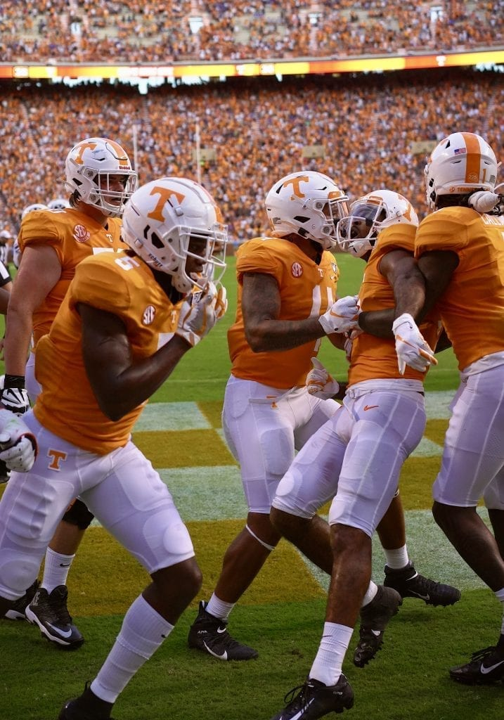 Tennessee vs BYU