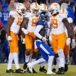 Tennessee vs Kentucky photo gallery