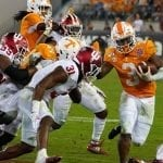 Tennessee stuns Indiana with late game comeback in TaxSlayer Gator Bowl