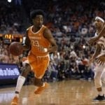 Turnovers proved to be too much for the Vols against Auburn on the road losing 73-66