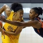 Former Lady Vol, Candace Parker, sees impressive WNBA season come to an end
