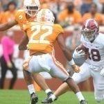 No. 2 Alabama hands Tennessee third straight loss