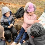 Ijams Nature Center hosts open house for Play Club and Preschool