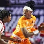 No. 21 Lady Vols fall for the second time against No. 22 Georgia